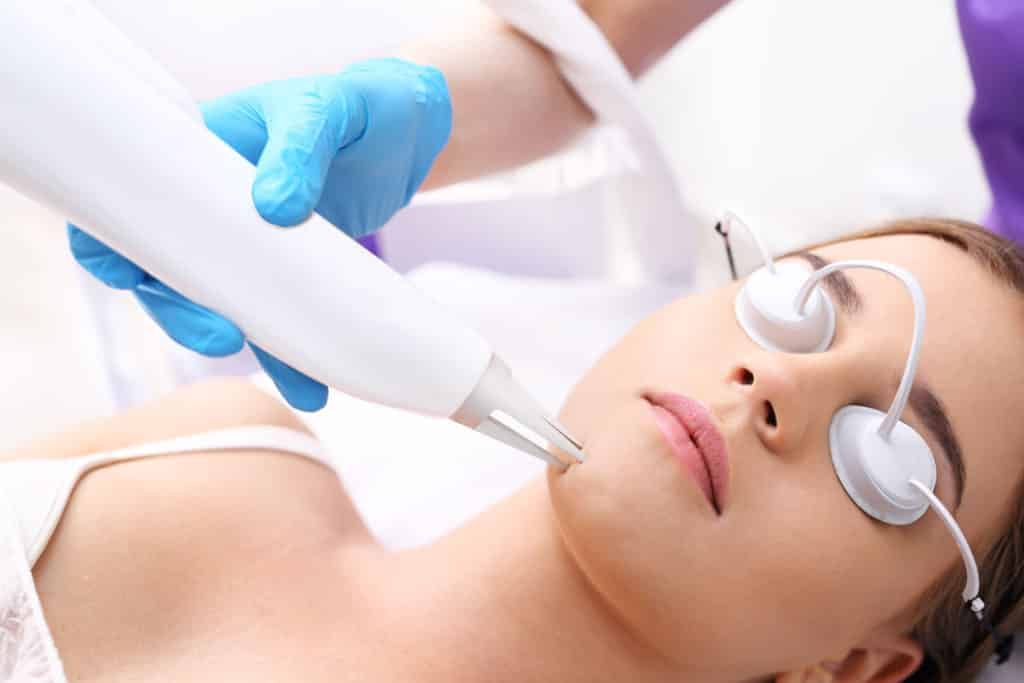 Aesthetic solutions to get rid of facial hair