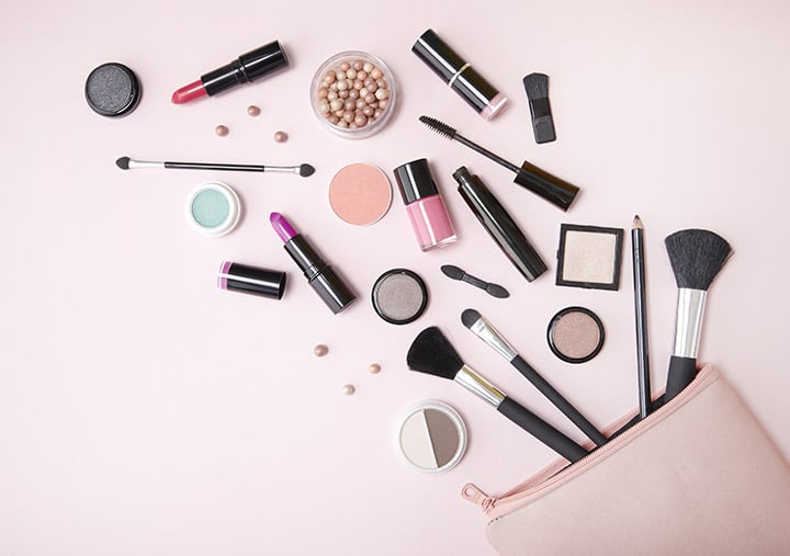 Only buy the beauty products you actually need