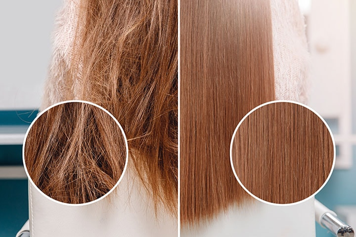 How to repair your damaged hair after leaving your hair dye in too long