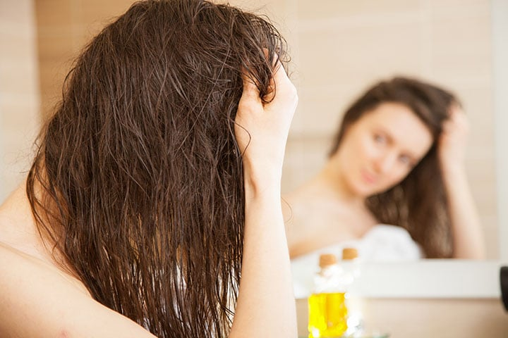 Why applying semi-permanent to wet hair is better than applying it to dry hair