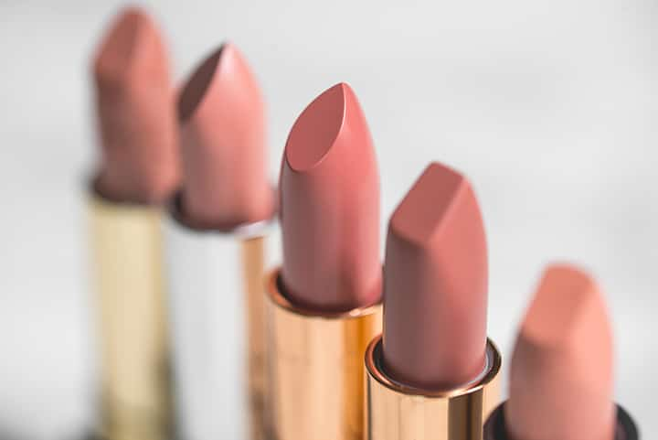 Try different liquid lipstick formulas to see which one stays on all day