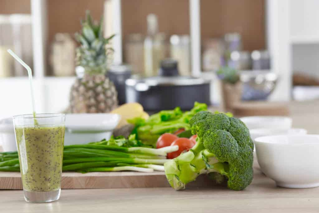 Add collagen-producing foods to your diet