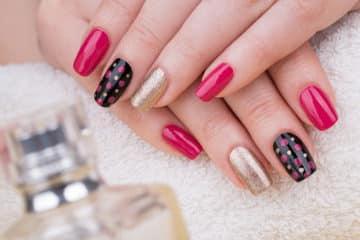 Can you apply Gelish with plastic tips
