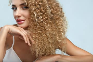 How to Tighten Curls